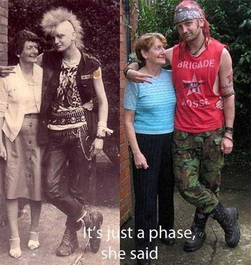 motherson,punks,Before And After