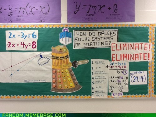 doctor who,math,truancy story