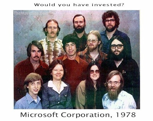 the 70s investing microsoft hell yes - 6897686784