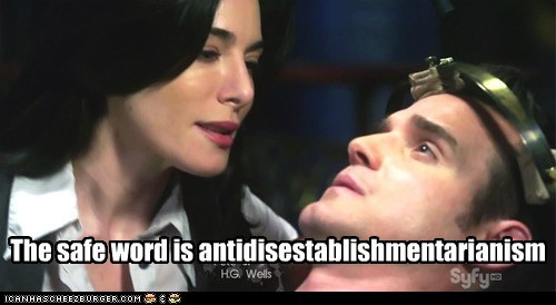 hard pete latimer long warehouse 13 safe word HG Wells eddie mcclintock complicated jaime murray