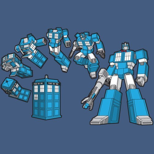 transformers tardis doctor who - 6897868800