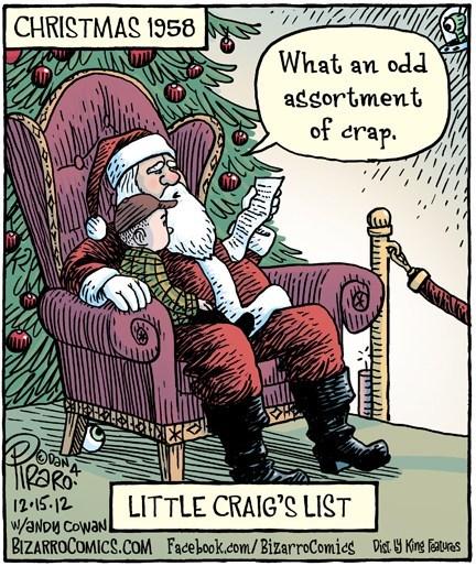 christmas comic santa funny holidays