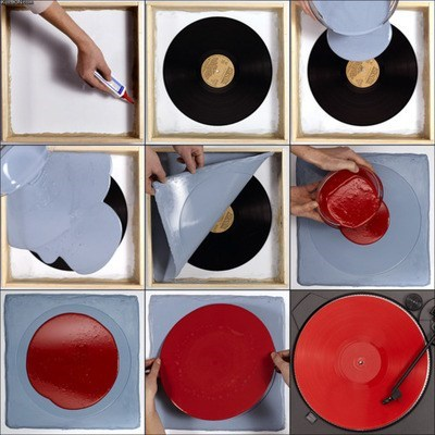 music piracy,vinyl records