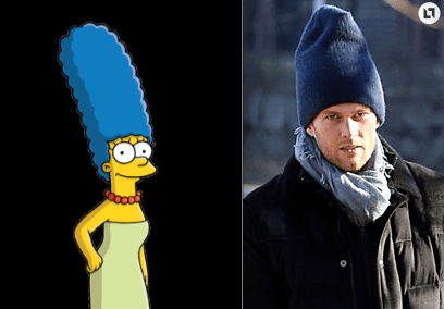 marge simpson,hats