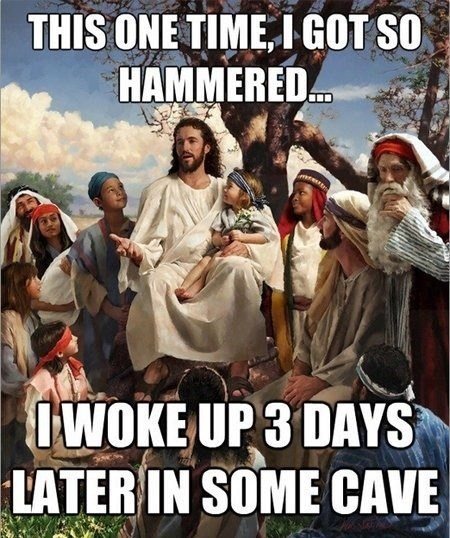 jesus resurrected hammered faith - 6898320896