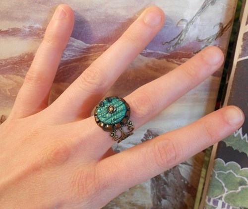 Hobbit Door Ring