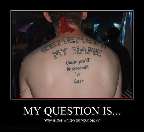 back tattoos,Ugliest Tattoos