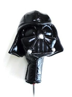 golf,star wars,golf clubs,golf club covers,darth vader