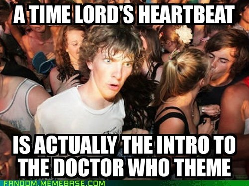 doctor who sudden clarity clarence Time Lords - 6898776576