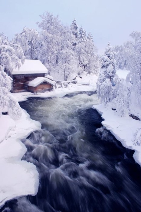river winter frozen destination WIN! g rated Hall of Fame best of week - 6899142144