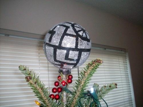 christmas star wars christmas tree nerdgasm - 6899142912