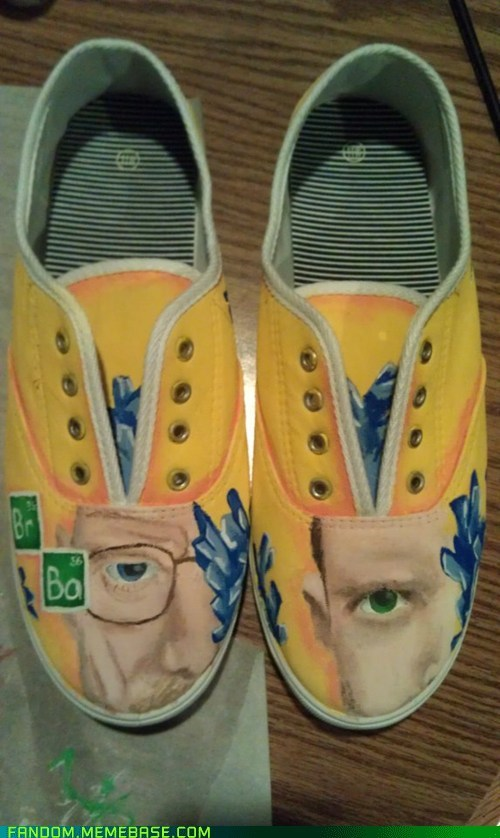 shoes breaking bad Fan Art TV - 6899260160