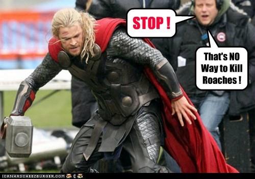 mallet,Thor