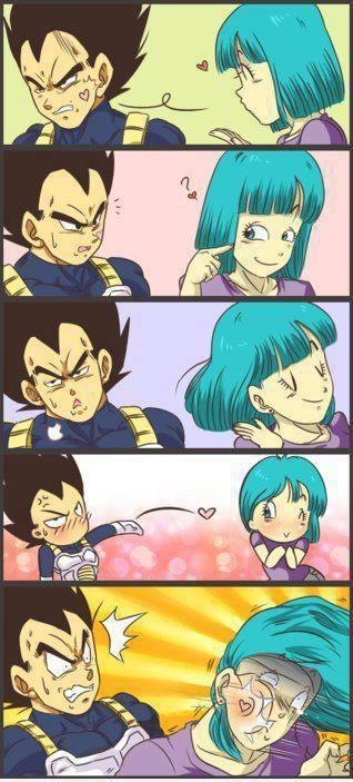 Fan Art Dragon Ball Z vegeta cartoons bulma - 6900424448