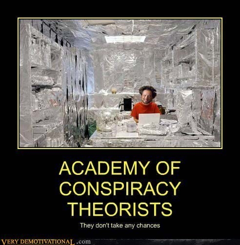 academy,conspiracy theorists
