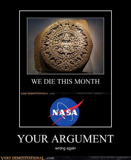 YOUR ARGUMENT wrong again