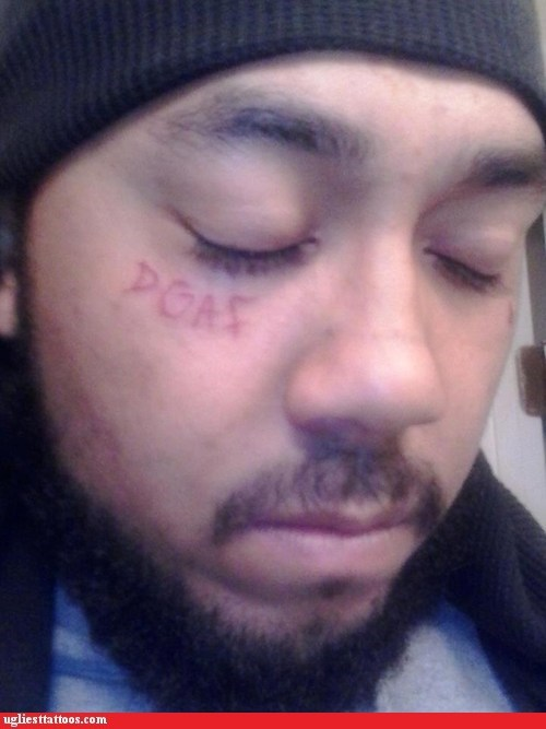 face scarring - 6900909056