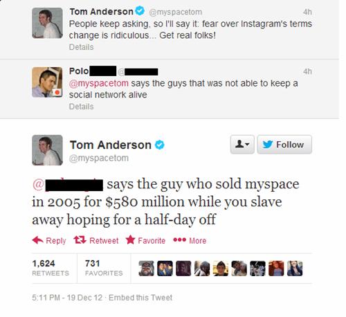 sassy tom tom anderson myspace myspacetom failbook - 6900990720