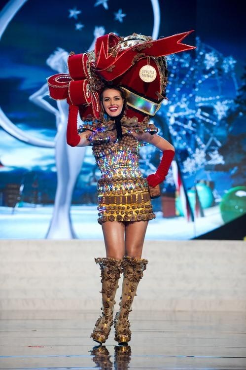 christmas,miss venezuela,fashion,miss universe,bow,style,if style could kill