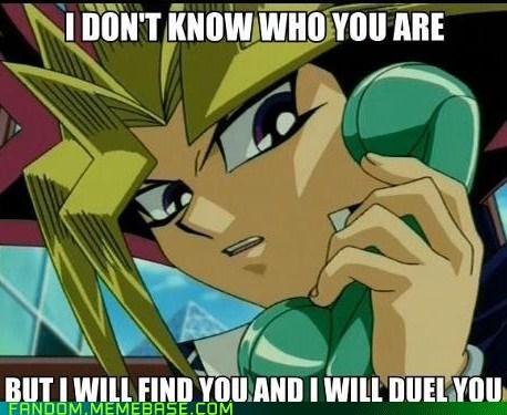 taken Memes Yu Gi Oh cartoons - 6901491456