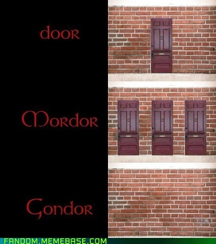 doors,Lord of the Rings,movies,The Hobbit