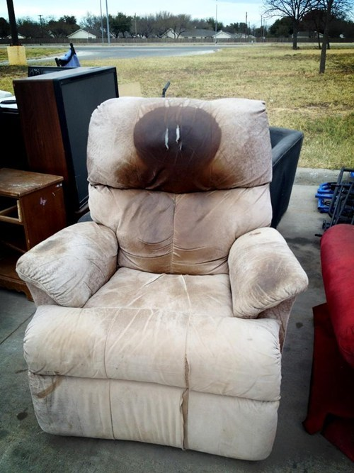 gross couch oh god why grease Jerry-curl - 6901568768