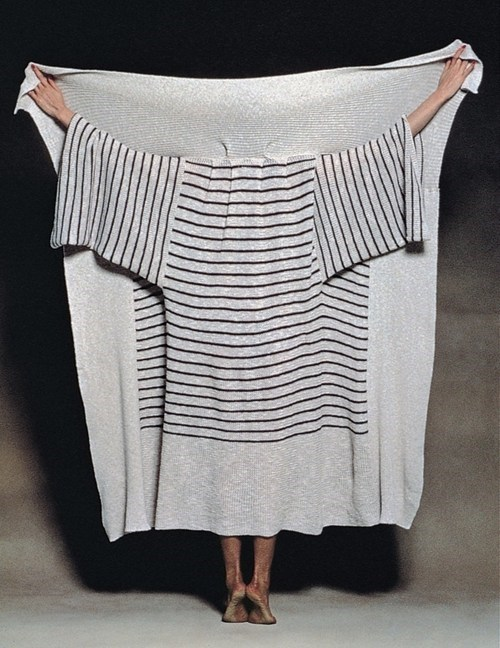 fashion blocky sweater style stripes cardigan if style could kill - 6901921536
