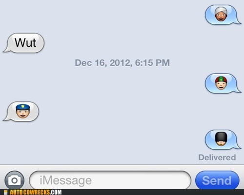 iPhones,wut,emoticons,What is happening