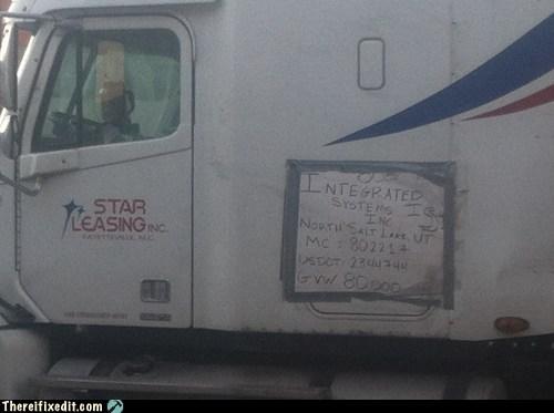 company budget semi truck truck - 6902382848