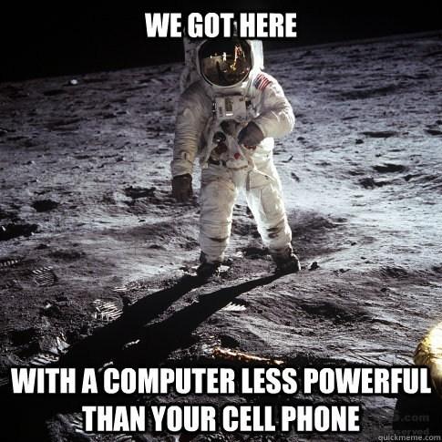 moon phone computer astronaut - 6902489856