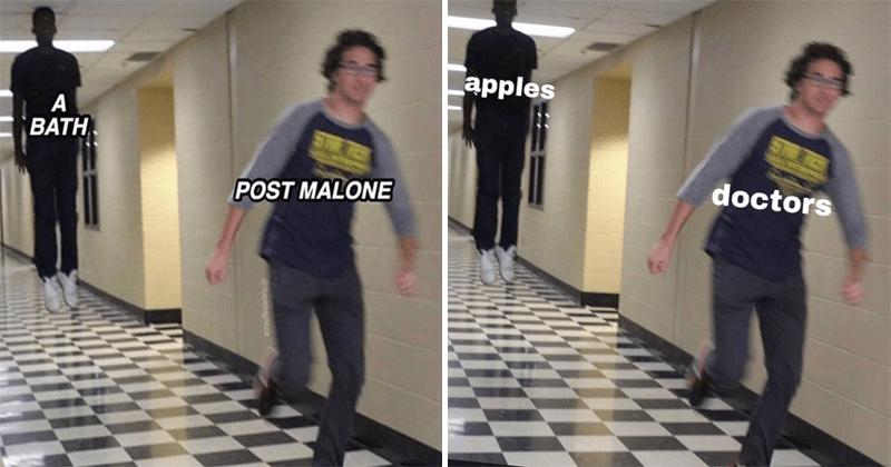 Funny memes, colgate, dentists, post malone,