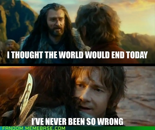apocalypse,thorin,The Hobbit