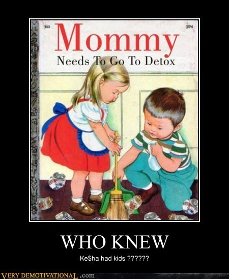 detox,keha,mommy