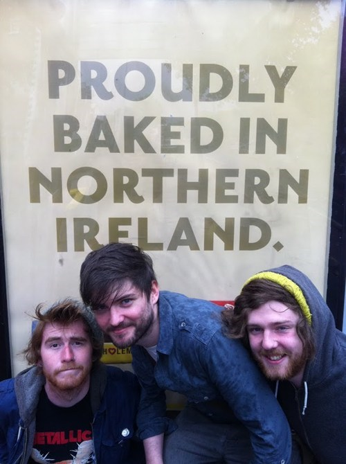 baked Ireland northern island - 6905692160