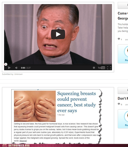 breasts order george takei - 6905986304