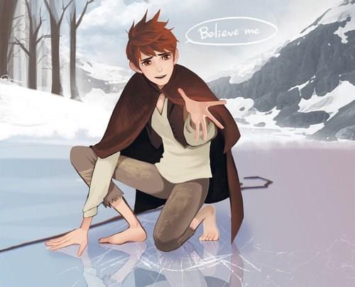 Fan Art,jack frost