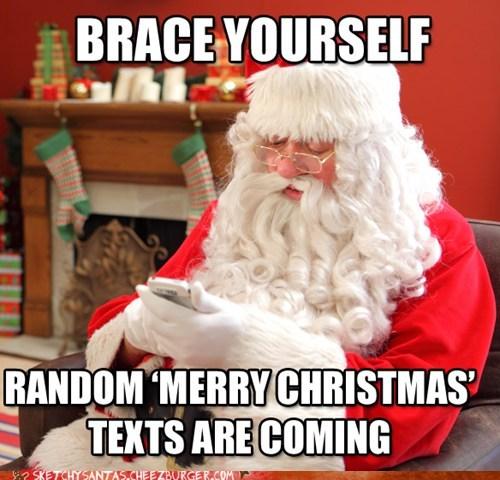christmas santa funny holidays g rated sketchy santas - 6906191104