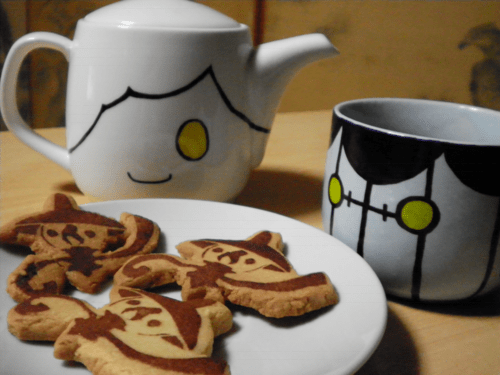 IRL cute milk and cookies - 6906265856