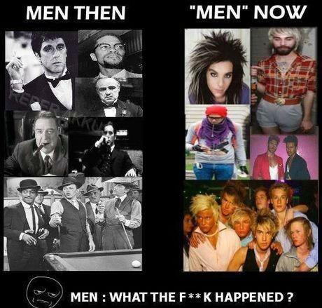 then vs now men - 6906349568