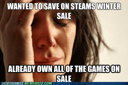 gamers steam sale Memes steam - 6906628096