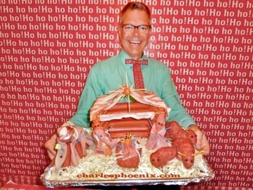 Nativity Scene christmas ho ho ho tasty tasteless meat - 6906776576