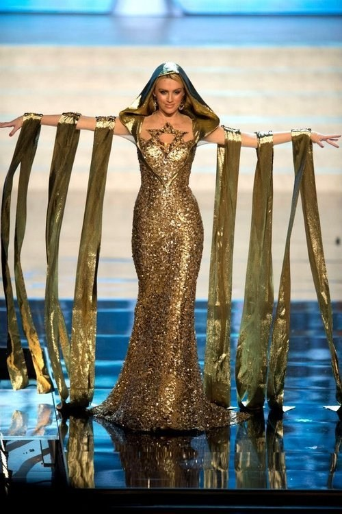 star of david fashion miss universe style Israel if style could kill