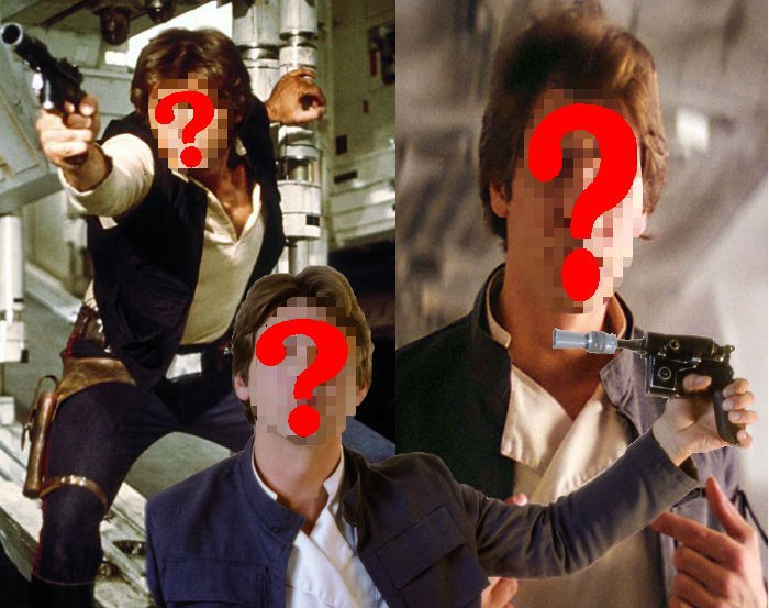 star wars list photoshop Han Solo - 690693
