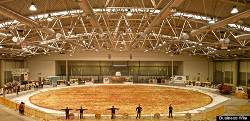 pizza record huge - 6906989312