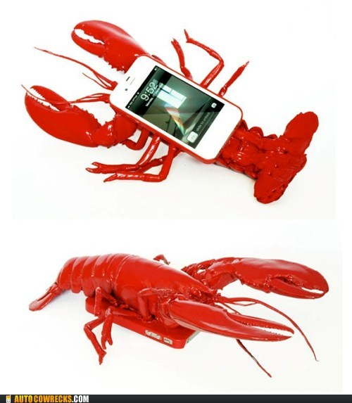 lobster phone swag impractical g rated AutocoWrecks - 6907197440