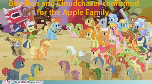 cloudchaser party crashers apple family reunion bon bon - 6909035008
