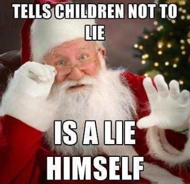 christmas santa funny holidays