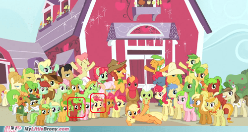 Apple Family unicorns magic - 6909221888