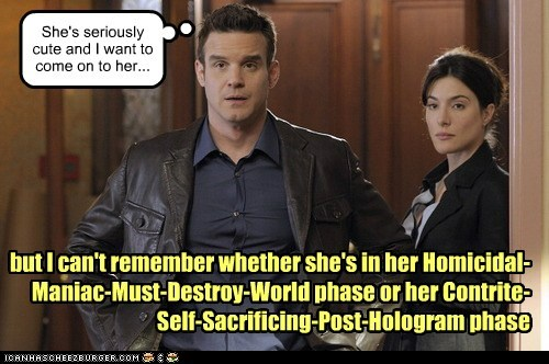 pete lattimer warehouse 13 HG Wells eddie mcclintock script homicidal maniac jaime murray phase - 6909778688