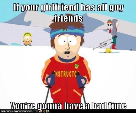 gonna have a bad time friends relationships - 6909792768